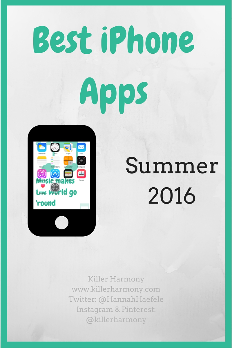 coolest iphone apps best iphone apps summer 2016 b flute 10437