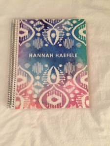 Killer Harmony | Erin Condren Deluxe Monthly Planner | Erin Condren planners are seriously the best. Here is an overview of the new deluxe monthly planner for all of you who don't plan weekly-plus my thoughts.